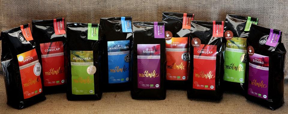 Kaffeerösterei El Molinillo