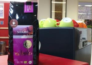 Goldmedaille für unseren Äthiopien SIDAMO-Espresso!